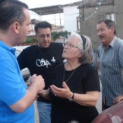 «Μην μας ξεχνάτε... Να έρθετε και πάλι...»,  ήταν το αίτημα των κατοίκων της Ίμβρου προς τον πρόεδρο της ΕΜΚΑΕ Δρ Κώστα Σ. Πασχαλίδη  και τα μέλη της αποστολής